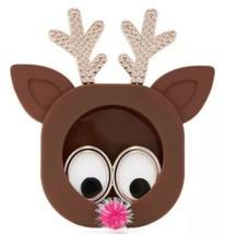 Bath & Body Works Reindeer Deer Scentportable Car Air Freshener Visor Clip - $8.79