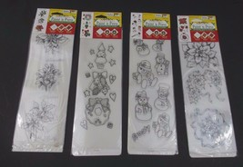 Christmas Delta Paint n Press Paint in Transfers Kit 4 Pack New Sealed - $8.99