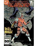 DC WARLORD (1976 Series) #93 VG - $0.39