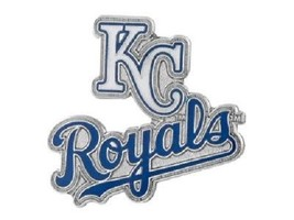 Kansas City Royals MLB Logo Pin - $9.85