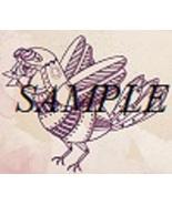 Steampunk, Gothic Bird Cross Stitch Chart freshly designed for you - $8.00