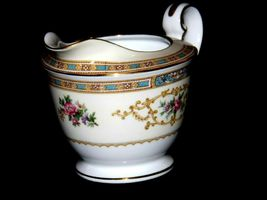 Cream Noritake China 5032 Colby AA19-1678  Vintage image 4