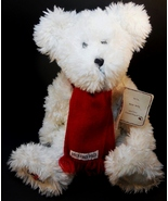 Boyds Bears Winter Mintly Head Bean Collection Candy Christmas Series re... - $22.00
