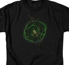 Alien t-shirt Xenomorph shield Alien film series Sci-Fi graphic tee TCF473 image 2