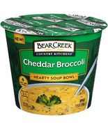 Bear Creek Hearty Soup Bowl, Cheddar Broccoli, 1.9 Ounce Pack of 6 - $11.35
