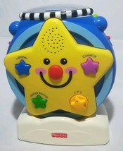 Fisher Price Star Select A Show Soother Projector 2006 - $24.74