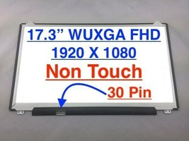 """17.3"""" LED Screen for LENOVO Y70 LCD LAPTOP Y70-70T LP173WF4(SP)(F1) NON ... - $150.98"""