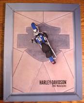 2002 Harley Davidson Prestige Brochure, Full Line, HUGE 54 pgs Electra Glide - $19.78