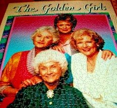 Jigsaw Puzzle 1000 Pieces The Golden Girls Portrait Photograph USA Made ... - $14.84