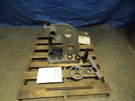 "Interstate Manual Ratcheting Arbor Press 3 Ton Pressure 6"" Throat Depth ... - $301.95"