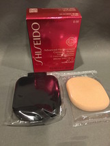 NIB Shiseido Advanced Hydro-Liquid Compact Refill D30 Very Rich Brown SP... - $18.66