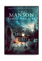 Manson Family Massacre (DVD, 2019)