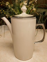 Franciscan Masterpiece China INDIGO Coffee Pot ** Pristine Condition ** - $201.03