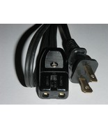 Power Cord for Universal Coffeematic Percolator by GE Model UP-4 (2pin 3... - $13.39