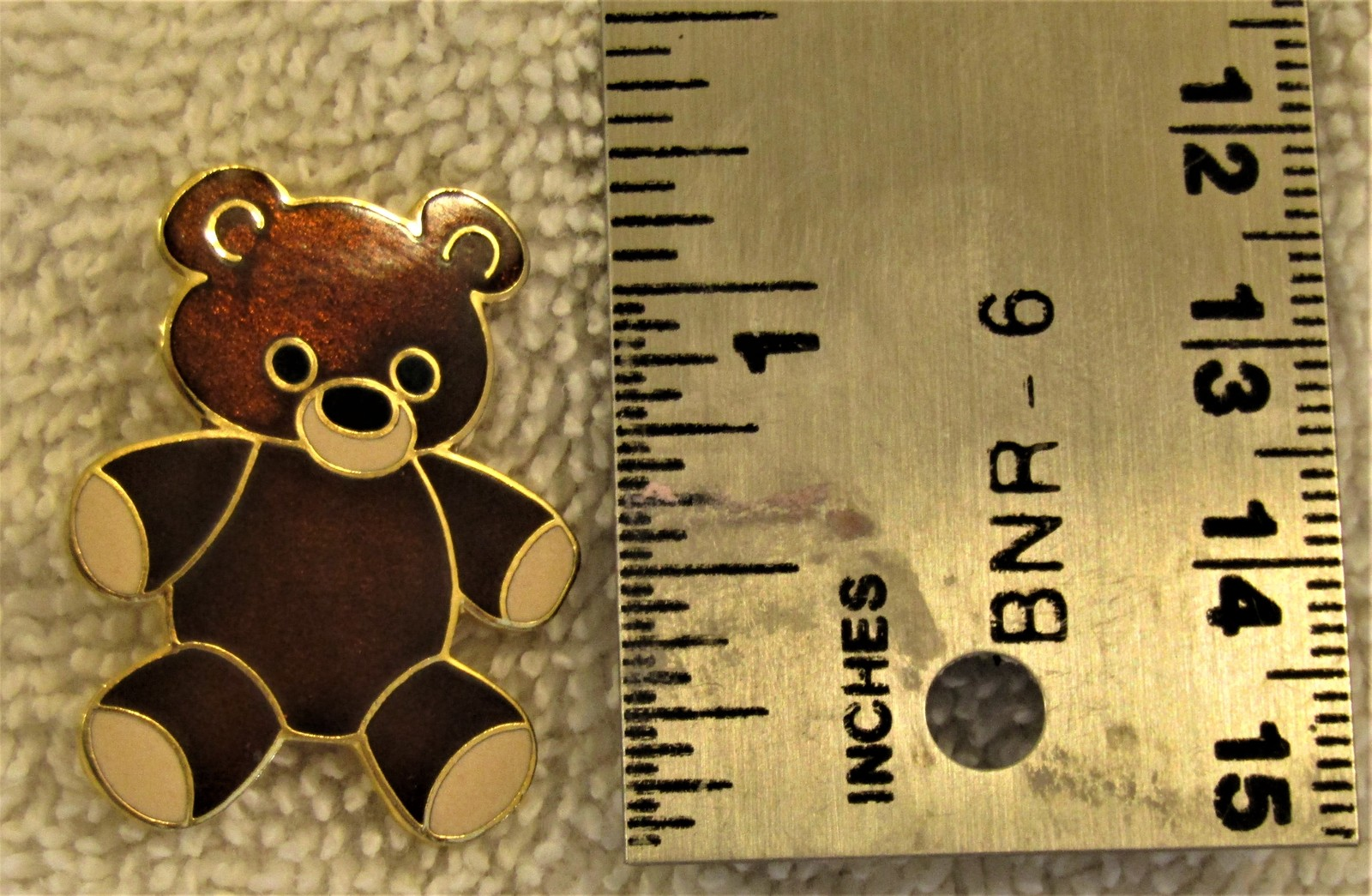Christmas Drummer Bear Pins