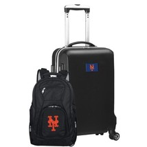 New York Mets Deluxe 2-Piece Backpack and Carry on Set - $332.12