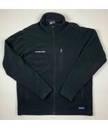 Patagonia Classic Synchilla Jacket Fleece Black Men Sz L - $69.99
