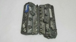 Pair Of Diesel Engine Valve Covers Fits 08 09 10 Ford F250 Super Duty 6.4 - $108.49