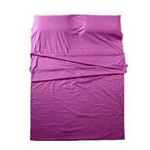 George Jimmy Cotton Travel and Camping Sheet Sleeping Bag Sleep Sack (Pu... - $33.75