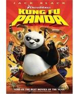 DVD Kung Fu Panda 2008  - $0.98