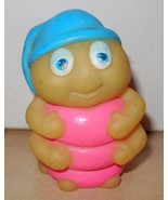 1986 Hasbro Glo Friends SNUGBUG Bugs Worm - $14.03
