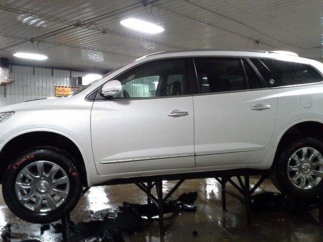 2016 Buick Enclave FRONT TEMPERATURE CONTROLS