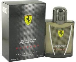 Ferrari Scuderia Extreme Cologne 4.2 Oz Eau De Toilette Spray image 6