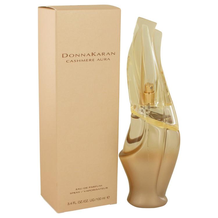 Donna karan cashmere aura perfume 3.4 oz