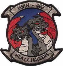 USMC HMH-462 Marine Heavy Helicopter Squadron Heavy Haulers Patch - $1,000.00