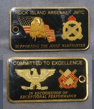 Army Sustainment Command Challenge Coin and 22 similar items