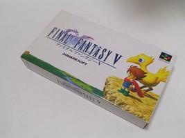 Nintendo Super Famicom SFC Game FINAL FANTASY 5 V - $79.20