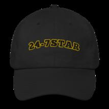 24-7STAR hat / hat 24/7 / 24/7 hat / Cotton Cap image 1