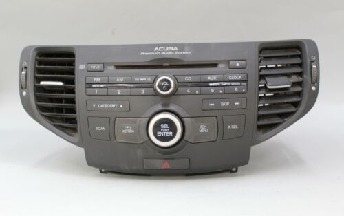 Primary image for 2009 2010 2011 2012 2013 ACURA TSX AM/FM RADIO CD PLAYER 39100-TL2-A110-M1 OEM