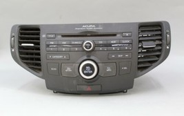 2009 2010 2011 2012 2013 ACURA TSX AM/FM RADIO CD PLAYER 39100-TL2-A110-... - $94.04