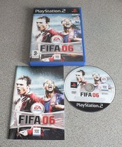 FIFA 06 Playstation 2 PAL PS2 Video Game - $3.24