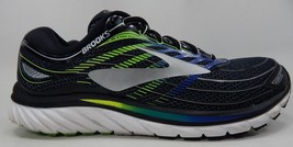Brooks Glycerin 15 Size US 10 M (D) EU 44 Men's Running Shoes Black 1102581D012