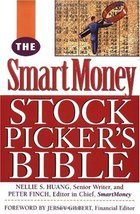 The SmartMoney Stock Picker's Bible Huang, Nellie S. and Finch, Peter - $4.79