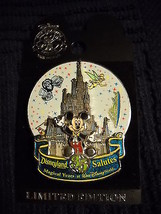 Satutes 35 Magical Years at Walt Disney World Resort Spinner Disney Pin LE - $35.99