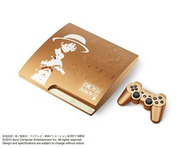 PlayStation 3 PS3 320GB One Piece Kaizoku Musou Gold Edition F/S NEW JAPAN - $784.08