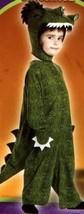 xcb056 Dinosaur TYRANNOSAURUS REX Halloween Paper Magic Costume 6803521 - $26.13