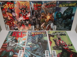DC COMICS 3D COVERS - LOT OF 17 COMICS, LUTHOR, TRIGON, DESAAD - FREE SH... - $46.75