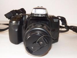 Minolta Maxxum 300si  Camera w/AF 35-70MM Lens (TESTED) - $73.66