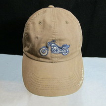 Vintage Dads Style Hat Cap Life is Good Motorcycle Do What You Like What... - $19.95