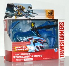 Transformers 4 - Dino Sparker Bumblebee and Strafe Figure - $16.65