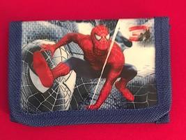 Cool Spider-Man Children's Wallet— Boy's Gift   - $7.00