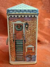 Hallmark Nostalgic Houses Hall Bro's Cards and Gifts Tin shop cards collection  image 3