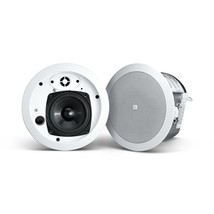 JBL Control 24CT Background/ Foreground Speaker White Pair Control-24CT - $271.09