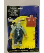 Neca 2002 Tim Burton's Pesadilla antes Navidad Behemoth Figura de Acción... - $24.73