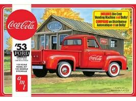 AMT 1:25 Scale 1953 Ford Pickup (Coca-Cola) - 1144 - $36.30