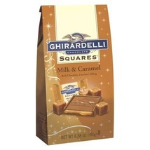 Ghirardelli Chocolate Squares, Milk Chocolate with Caramel Filling, 6.38-Ounce B - $29.99